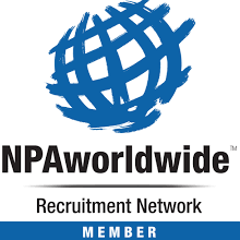 The logo of the NPA