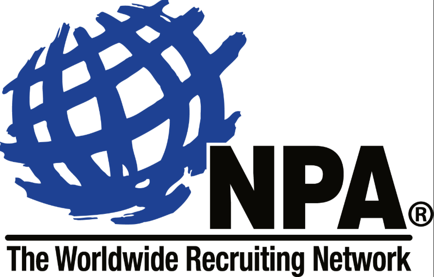 The logo of NPA - the Worldwide Recruiting Network