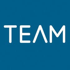 The logo of TEAM